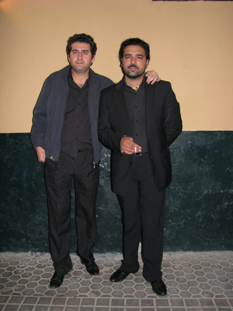 Chano and Jorge, Flamenco artists