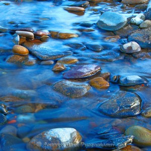 pebbles in water 2