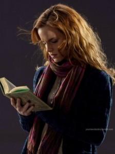 emma watson reading
