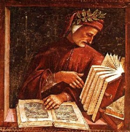 Dante and Books